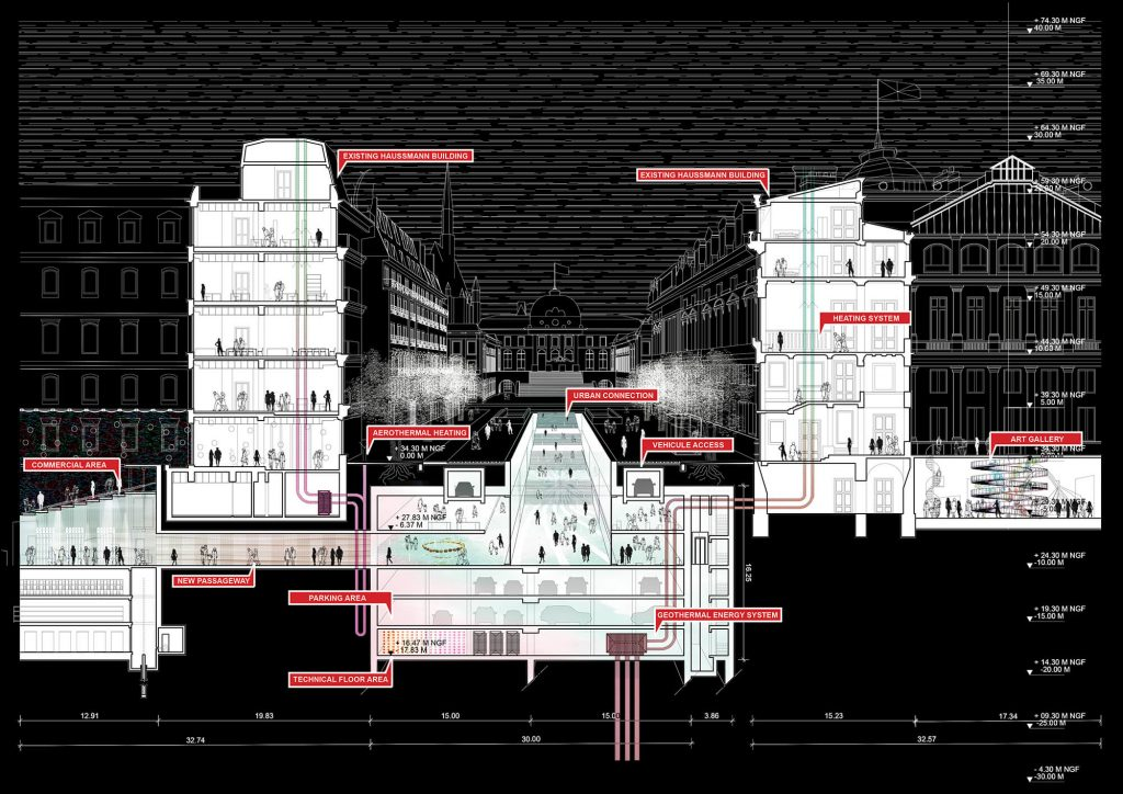 Parking of the future - Indigo & Dominique Perrault Architecture
