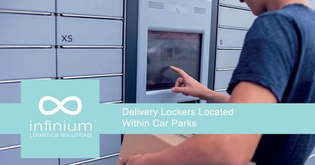 Delivery Lockers Within Car Parks
