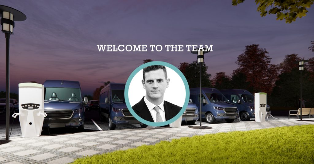 James Robinson welcome to the team